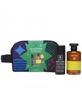 APIVITA PACK REGALO MEN'S CARE: CREMA ANTIARRUGAS HOMBRE + REGALO