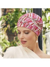 Gorro Yoga Indian Summer · Christine Headwear Turbans · Bambú