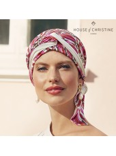 Pañuelo Beatrice Indian Summer · Christine Headwear · Bambú