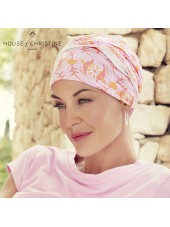 Turbante Shakti Blazing Flowers · Christine Headwear · Bambú