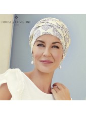 Turbante Shakti Summer Lemons · Christine Headwear · Bambú