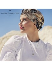 Lotus Caramel Dreams · Christine Headwear · Lino