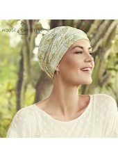 Turbante Shakti Blooming Season · Christine Headwear · Lino