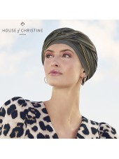 Emmy V Olive Gold · Christine Headwear Turbante