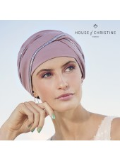 Emmy V Rose Glitter · Turbante Christine Headwear