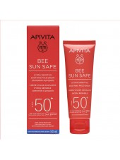 Apivita Bee Sun Safe Hydra Sensitive SPF50 + REGALO