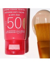 Apivita Bee Sun Safe Antiedad & Antimanchas SPF50 con Color