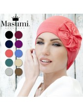 Turbante Poppy · MASUMI HEADWEAR